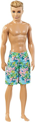 Barbie Beach Ken Doll (Beach Barbie Doll)