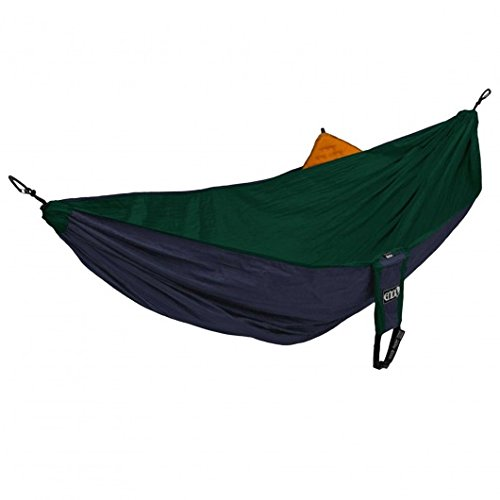 ENO Eagles Nest Outfitters Reactor Hammock - Navy/Forest Green