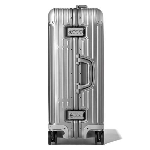 2e1f13dc52 Amazon.co.jp: [リモワ] RIMOWA オリジナル チェックインM 60リットル 4輪 アルミ シルバー 92563004  ORIGINAL Check In M 60L スーツケース キャリーケース 旅行 ...