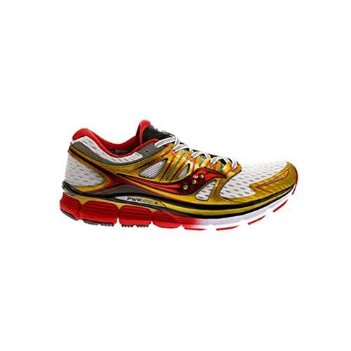 Saucony - Zapatillas de running para hombre Rojo rojo