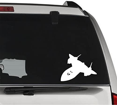 Sr-71 Blackbird Skunk Works Home Decor Car Truck Window Decal Sticker