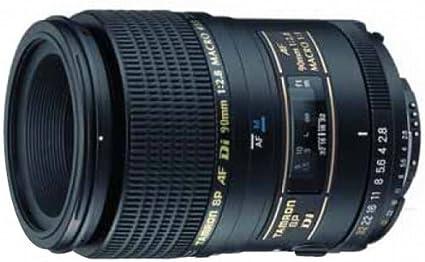 Tamron Af 90mm 2 8 Di Macro 1 1 Sp Digitales Objektiv Kamera