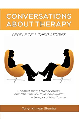 Book Conversations about Therapy: People Tell Their Stories