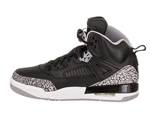 Grey Jordan Spizike White Jungen Nike Schwarz Cement BG Black Red Turnschuhe Varsity RUAxW48