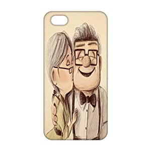 diy zhengCool-benz Lovely couple 3D Phone Case for iPhone 6 Plus Case 5.5 Inch /
