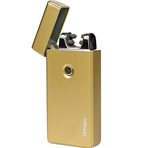 SPPARX Flameless Rechargeable Electronic Windproof product image