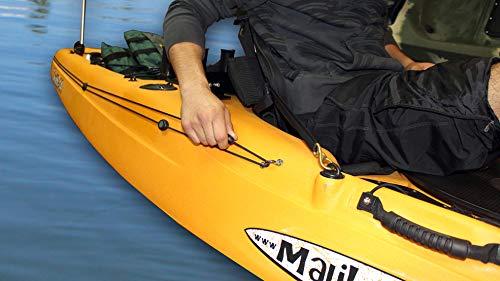 Crack of Dawn Kayak Rudder with Mounting Kit