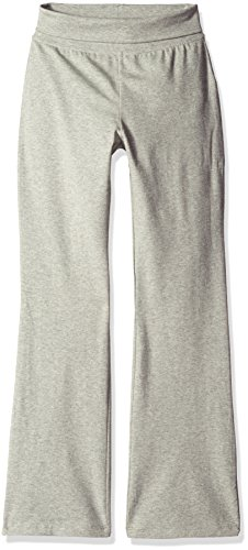Price comparison product image The Children's Place Girls' Little Yoga Pant, Heather Grey, Small/5/6