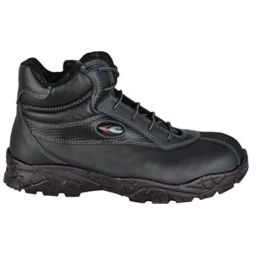 Cofra 22280�?00.w41Gr. 41S3SRC Weg Sicherheit Schuhe–Schwarz