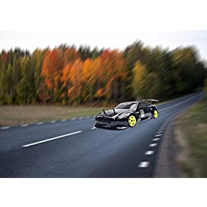 HSP Rc Car 4wd Nitro Gas Power Remote Control Car 1/10 Scale Models On Road Touring Racing High Speed Hobby Rc Drift Car