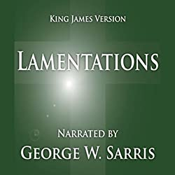 The Holy Bible - KJV: Lamentations