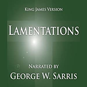The Holy Bible - KJV: Lamentations Audiobook