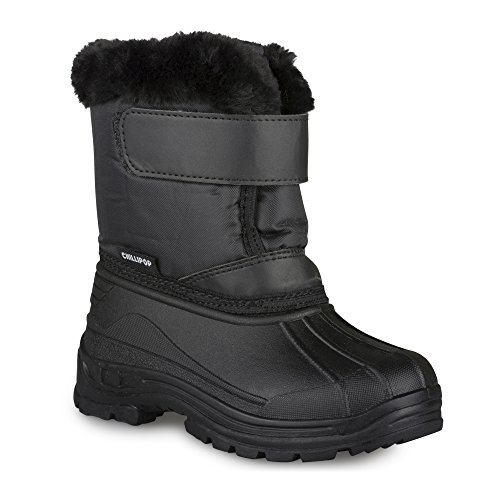 Chillipop Colored Snow Boots For Boys, Girls, Toddlers & Little Kids