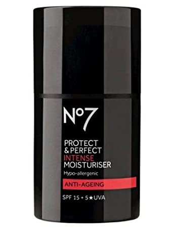 BOOTS No7 Men Protect&Perfect Intense Moisturizer SPF15 by Boots AjRDH5S0A