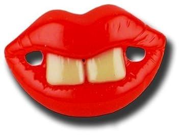 Amazon.com: Dos dientes delanteros (labios rojos) Baby ...
