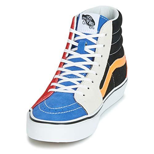 Schuh Sk8 Patchwork Vans Multi hi 2019 Multicolor true qfAqgzpwn