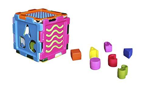 Hedstrom 53 70001 Sensory Fun Cube
