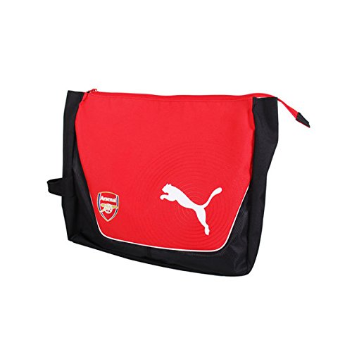 2015-2016 Arsenal Puma Football Shoe Bag (Red)