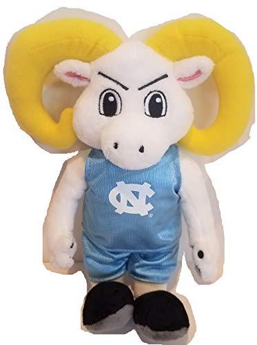 - Oxbay North Carolina Tar Heels UNC Plush Mascot - 11