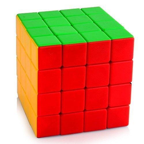 (Cyclone Boys 4X4 Feiyue Stickerless Speed Cube Medium)