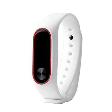 iyoukesin TPU Wristband for Xiaomi Mi Band 2: Amazon in: Home & Kitchen