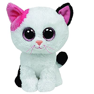 Ty Beanie Boos Muffin Cat Plush: Toys & Games