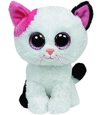 56206ba4e78 Amazon.com  Ty Beanie Boos Cashmere The Cat  Toys   Games