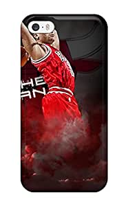 Hot 9128539K18132878 High Quality Derrick Rose Dunk Case For Iphone 5/5s / Perfect Case
