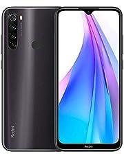 """Redmi Note 8T– Smartphone con Pantalla 6,3"""" FullHD+ (Cuatro cámaras de 48 MP, 4000 mAh, Jack de 3,5mm, NFC, Radio FM, Snapdragon 665, 3 + 32 GB con MicroSD hasta 256GB) Gris [Versión española]"""
