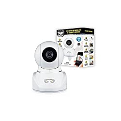 Night Owl Pan Tilt Hd Wireless Ip Security Camera With Night Vision