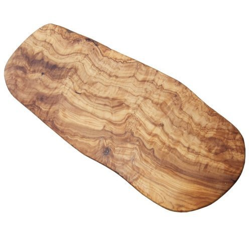 Olive Wood Cheese Board - 6