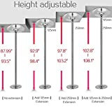 Topeakmart 45mm Portable Professional Stripper Pole