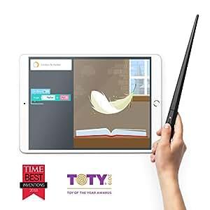 Amazon.com  Kano Harry Potter Coding Kit – Build a Wand. Learn To ... 488e6c21a1