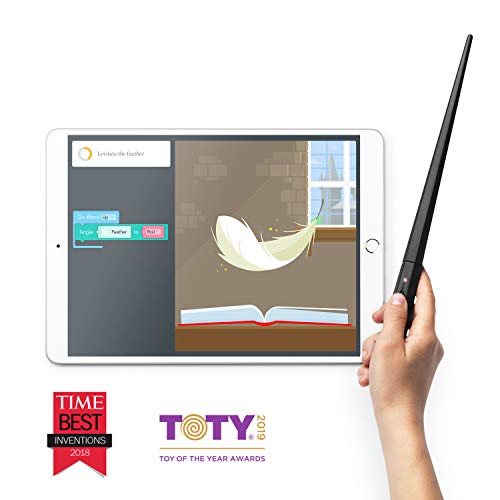 Kano Harry Potter Coding Kit – Build a Wand. Learn To Code. Make - Video Your Build Own Game