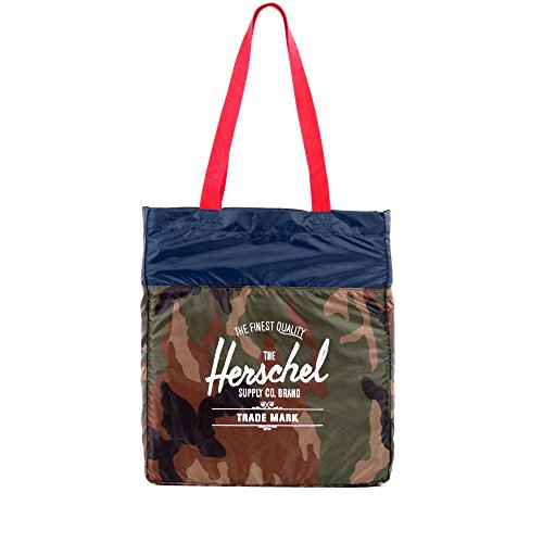 Mid Sutton Black Woodland Tote Co Volume Herschel Camo Duffle Red Navy Supply Bag BpqOII