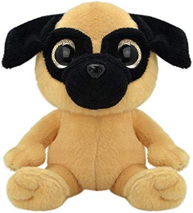 ORBYS Wild Planet 15cm Luxury Handmade Pug Soft Toy. Plush Toy ...