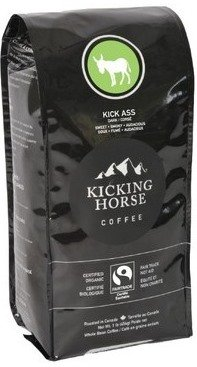 Kick Ass Dark (454g) Brand: Kicking Horse