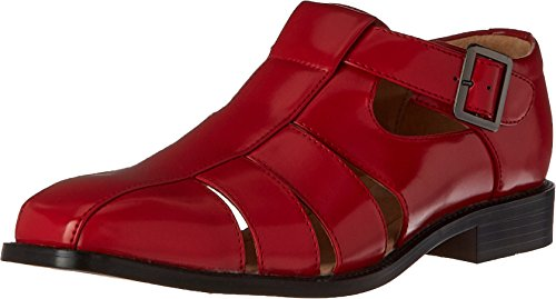 Fisherman Men's Red Calisto Stacy Adams Sandal qYFxwH6Tw