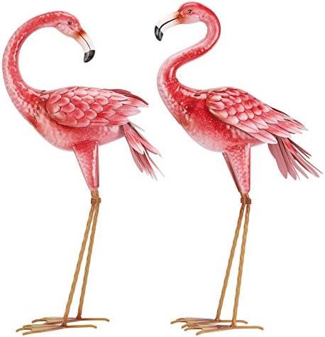 Kircust Flamingo Garden Statues and Sculpture