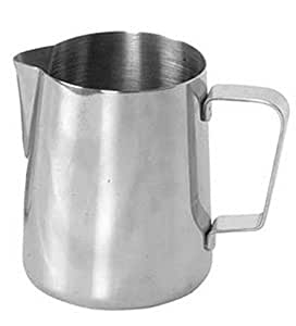Commercial Stainless Steel Milk Pitcher 33Oz E033 S-2886