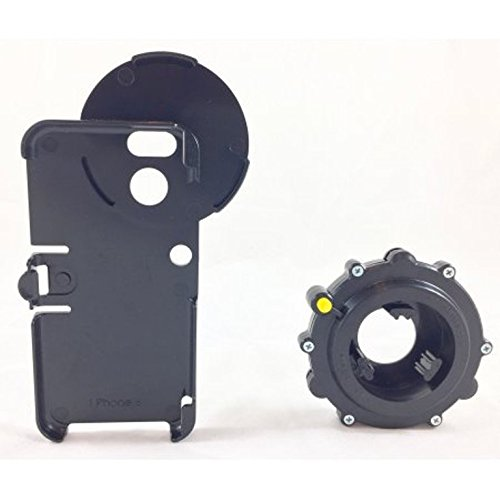 Universal Digiscoping Adapter Iphone 6 Phone Skope Case for Spotting Scope, Binocular, Microscope, Zoom Camera (Alpen Camera Adapter)