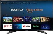 Toshiba 43LF421U19 43-inch 1080p Full HD Smart LED TV - Fire TV Edition