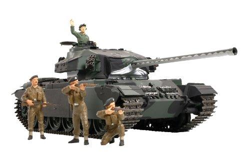 (1/25 Deluxe Tank Series No.14 British Centurion tank MK.III display 30614 (japan import) )