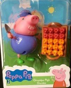 (Peppa Pig-Grandpa Pig's Garden)
