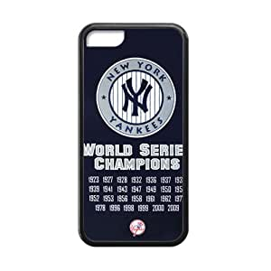 TYHde New York Yankees Banner Cell Phone Case for iPhone iphone 5s ending