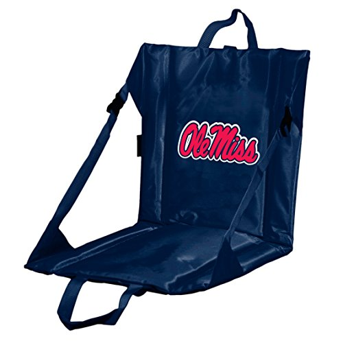 Mississippi Gift Rebels (Logo Brands NCAA Mississippi Old Miss Rebels Stadium Seat)