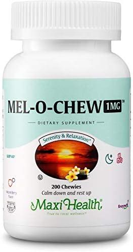 Maxi Health Mel Chew Melatonin product image