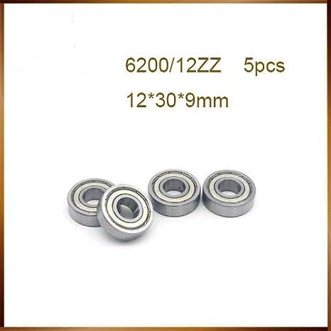 Ochoos 6200/12ZZ 6200/12-2Z 12309 Non-Standard Ball Bearing 12309 mm no Standard 6200ZZ 6200 Electric Bike 12x30x9 mm: Amazon.com: Industrial & Scientific