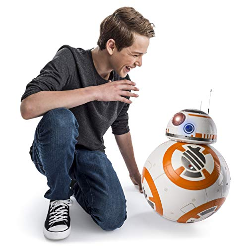 Star Wars - Hero Droid BB-8 - Fully Interactive Droid - R2 Interactive D2 Droid Commands