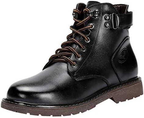 マーティンブーツ メンズ カジュアル 人気 通勤 防水 防寒 防滑 ショート ブーツ 柔らかい あたたかい 防寒 可愛い 歩き やすい ブーツ モンベル スノー ブーツ 裏起毛 アウトドア ブーツ 可愛い あたたかい